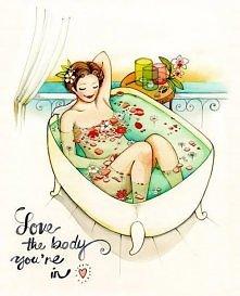 kochaj ciało w którym jesteś!