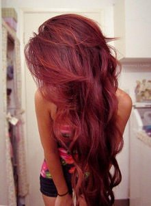 Rewelacyjne włosy!