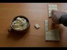 trik z czekolada