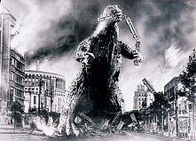 Aaaa! Godzilla!