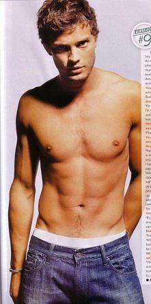 Christiana Greya zagra Jamie Dornan ! :)