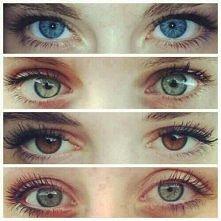 oczy niebieskie życie królewskie oczy zielone życie szalone oczy piwne zycie ...