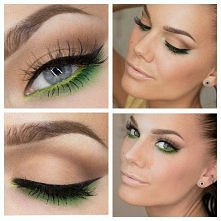 Chcemy zrobić taki makeup, kto z nami? ;)