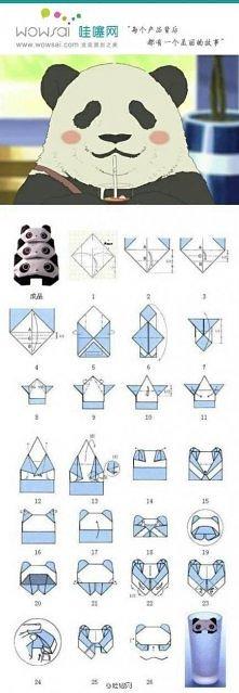 Panda origami *-*