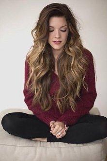 ślicznee włosy <3