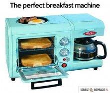 Maszyna do idealnego śniada...