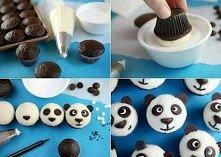babeczki pandy :*