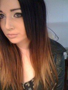 Ombre ;) Mam takie włosy też hehe ;D