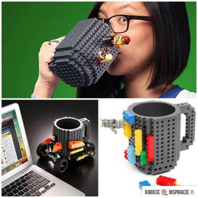 Kubek Lego Na Pierdołki Zszywkapl