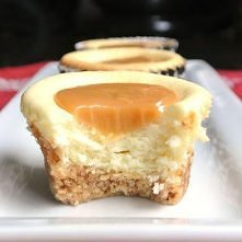 Caramel Cheesecakes