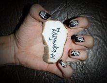 Pajęczynki na paznokciach d...