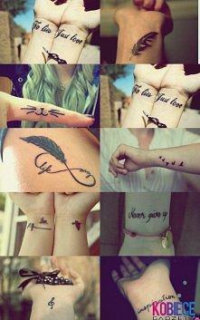 Inspiracje tatuazowe