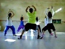 Wyzwanie - nauczyć się tak tańczyć <3  JPop-Gimme Gimme Gimme by Beenie Man