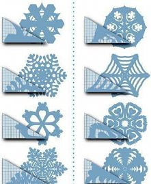 Platki sniegu - sciaga