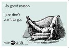 no good reason.