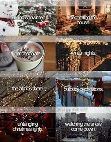 Co najbardziej kochacie w zimie? :)