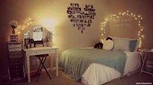 chciałabym taki pokoj ♥
