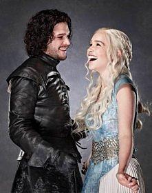 Jon Snow & Daenerys Targaryen