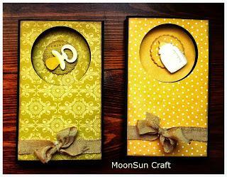 kartki dla Maluszków:) MoonSun Craft