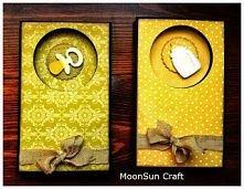 kartki dla Maluszków:) Moon...