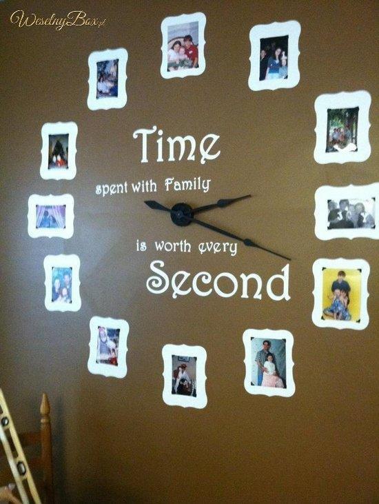 Rodzinny zegar!