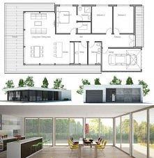 Kolejna porcja małych domów ;] O projektach, koncepcjach i architekturze w sk...