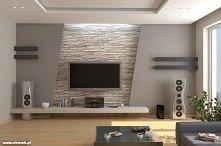 Taką telewizyjna ściane mój...