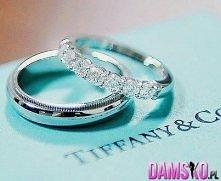 pierścionek od Tiffany