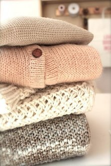 sweterki :)