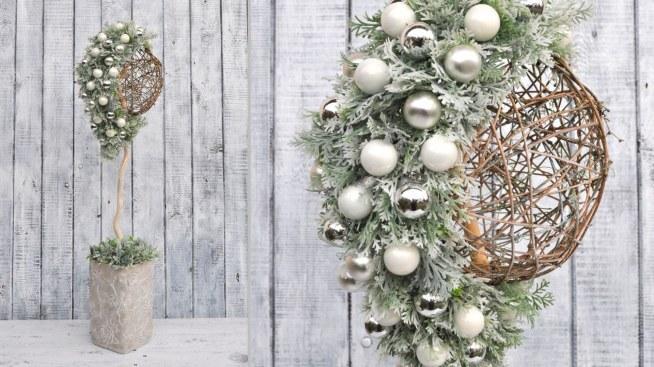 Boże Narodzenie Dekoracja świąteczna Wianek Na Pomysły