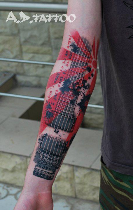 Rocknroll Tattoo Piercing Warszawakatowicee Na