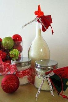 Pomysły na tanie prezenty świąteczne- zrób je sam. Przepis na sól do kąpieli.