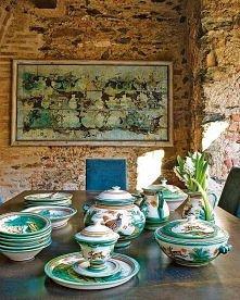 a może .. przebudowa? - piękne domy w starych młynach i ich wnętrzarskie aran...