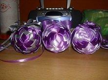 fioletowy trojak