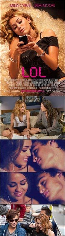 LOL (2012) - Bardzo przyjemny i fajny film :)