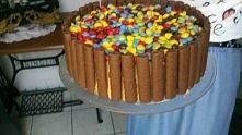tańsza wersja tortu z kit k...