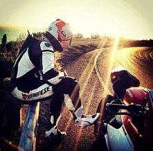 """""""Realizuje swą pasje, palny i marzenia Motocykl bracie, to maszyna która wszystko zmienia.."""""""