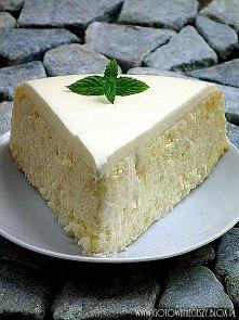 Jamajski sernik ryżowy