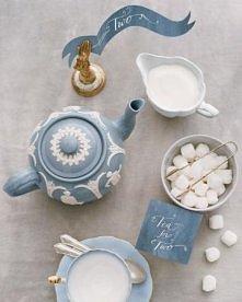 Popołudniowa herbatka tuż p...