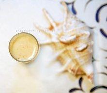 Likier chałwowy          1 puszka mleka słodzonego zagęszczonego - ok 530 g (niegotowane; ja używam z Gostynia, w czerwonym opakowaniu)         200g chałwy, smak dowolny        ...
