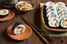 sushi też dobre