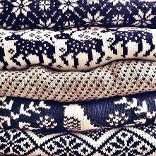 sweterki ;)