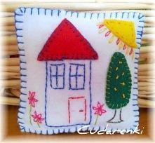 Magnoliowy domek