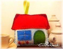 W pachnącej małej chatce...