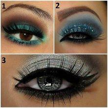 Inspiracje - makijaże oka