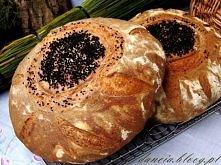 Chleb z czarnuszką  Zaczyn,...