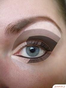 Jak prawidłowo nakładać cień do powiek ;3
