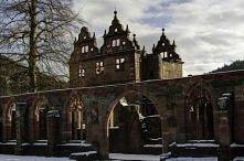 XV wieczny  klasztor w Schwarzwaldzie w Niemczech