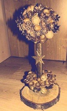 Bożonarodzeniowe drzewko..