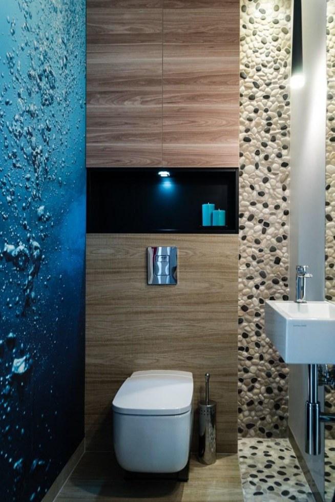 łazienka Styl Nowoczesny Saje Architekci Joanna